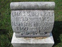 Hannah <I>Eagan</I> Bennett
