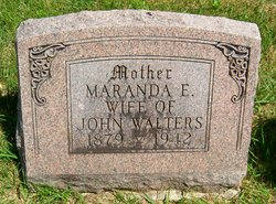 Maranda Elizabeth <I>Todd</I> Walters