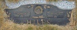 John W Hiles