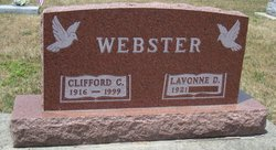 Clifford Carlson Webster
