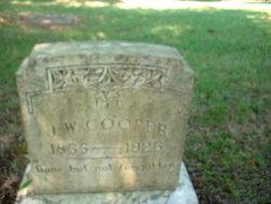 J W Cooper