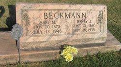 Mary M. Beckmann