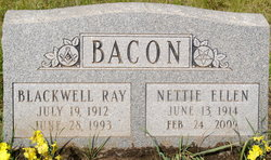 Nettie Ellen Bacon
