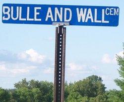 Bulle-Wall Cemetery