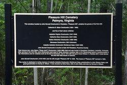 Pleasure Hill Cemetery