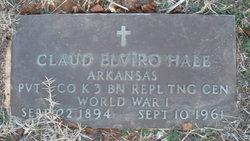Claud Elviro Hale