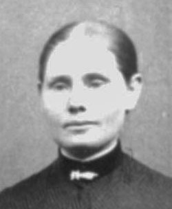 Mary E. <I>Rawlins</I> Leavitt
