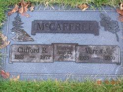 Clifford R McCaffree