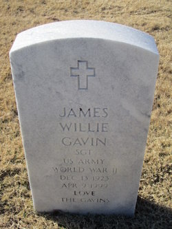James Willie Gavin