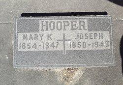 Mary Katherine <I>Kellar</I> Hooper