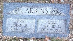 Hattie E. Adkins