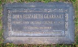 Dora Elizabeth <I>Porter</I> Gearhart