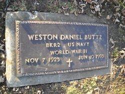 """Weston Daniel """"Red"""" Buttz"""