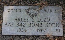 """Arley S. """"Jimmy"""" Lozo"""