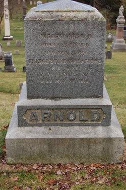 Elizabeth D. <I>Naramore</I> Arnold