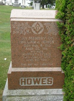 """Harriet L. """"Hattie"""" <I>Steele</I> Howes"""