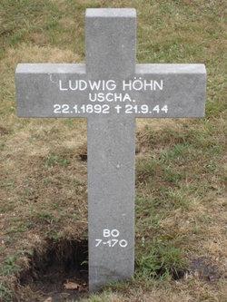 Ludwig Höhn