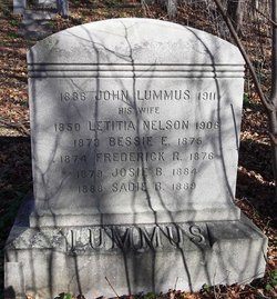 Bessie E. Lummus