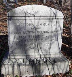Josie B. Lummus