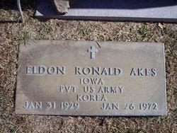 Eldon Ronald Akes