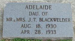 Adelaide Blackwelder