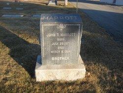 John Thomas Marrott