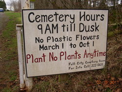 Fall City Cemetery
