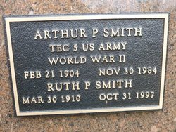 Arthur P Smith
