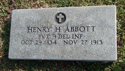 Henry Harrison Abbott