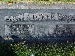 Margaret Dempster <I>Millar</I> Stoker