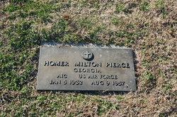 Homer Milton Pierce
