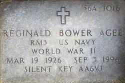 Reginald Bower Agee