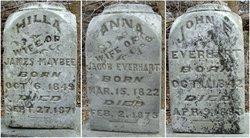 Anna <I>Miser</I> Everhart