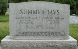 Janet Summerhays