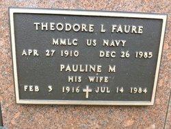 Pauline Marjorie Faure