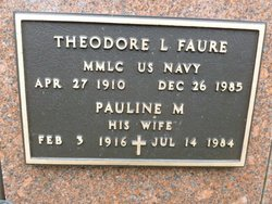 Theodore Leon Faure