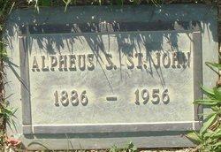Alpheus Spencer St. John