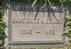 Marguerite Aileen <I>McLagan</I> St. John