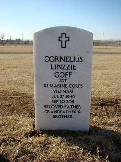 Cornelius Linzzie Goff