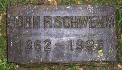 John F Schwemm