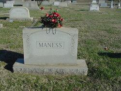Charlie Thomas Maness