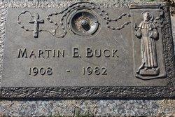 Martin E Buck