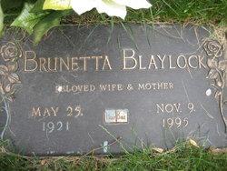 Brunetta Blaylock