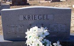 Herbert William Kriegel