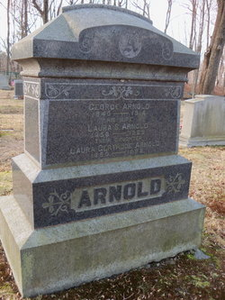Laura S <I>Holbrook</I> Arnold