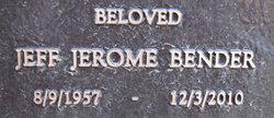 Jeff Jerome Bender