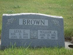Lena E Brown