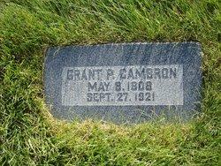 Grant Cambron