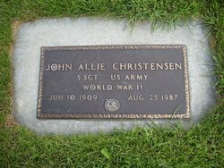 John Alma Christensen
