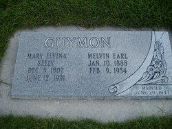 """Mary Elvina """"Elva"""" Guymon"""
